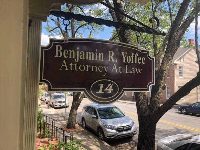 Yoffee Law Attorney At Law Office