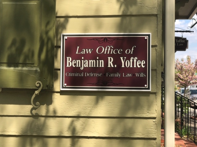 Law Office of Benjamin R. Yoffee